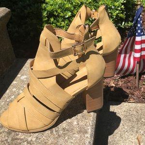Brand new sexy high heel sandals